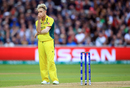 Adam Zampa wears a dejected look, England v Australia, Champions Trophy, Group A, Edgbaston, June 10, 2017