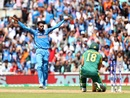 Hardik Pandya was too good for Faf du Plessis, India v South Africa, Champions Trophy 2017, Group B, The Oval, London, June 11, 2017