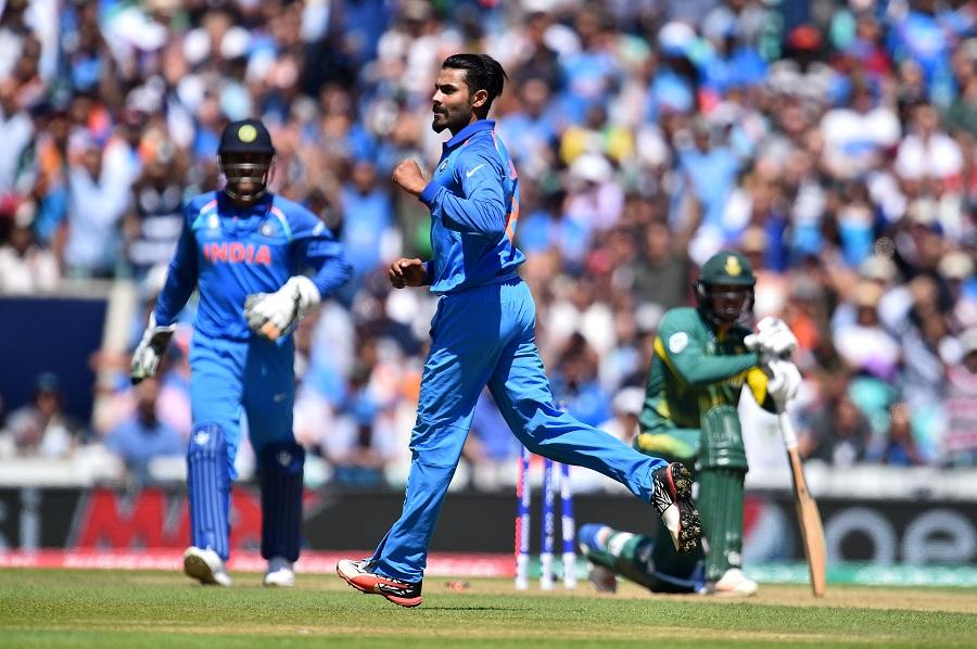 India vs Australia 2017: Hosts Recall Ravindra Jadeja As Axar Patel's Replacement
