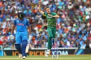 Morne Morkel claimed the wicket of Rohit Sharma, India v South Africa, Champions Trophy 2017, Group B, The Oval, London, June 11, 2017