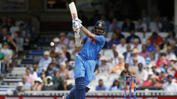 Shikhar Dhawan became the fastest to 1000 runs in ICC tournaments