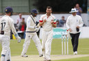 Stephen Parry claimed his maiden Championship five-wicket haul, Lancashire v Middlesex, County Championship, Division One, Southport, 4th day, June 12, 2017