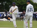 Haseeb Hameed saw Lancashire home in a small chase, Lancashire v Middlesex, County Championship, Division One, Southport, 4th day, June 12, 2017