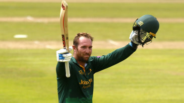 Brendan Taylor stormed to a 69-ball hundred