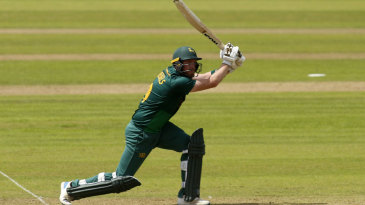 Riki Wessels began the innings in attacking mood