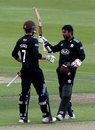 Kumar Sangakkara notched his 100th hundred in all formats, Yorkshire v Surrey, Royal London Cup play-off, Headingley, June 13, 2017