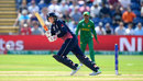 Joe Root clips through the leg side, England v Pakistan, Champions Trophy, 1st semi-final, Cardiff, June 14, 2017