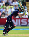Ben Stokes flicks off his legs, England v Pakistan, Champions Trophy, 1st semi-final, Cardiff, June 14, 2017