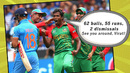 Rubel Hossain has had the measure of Virat Kohli in recent times