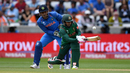 Mushfiqur Rahim laps the ball fine, Bangladesh v India, Champions Trophy 2017, Edgbaston, June 15, 2017