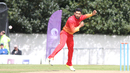 Sikandar Raza took 1 for 43 in a disciplined spell, Scotland v Zimbabwe, 1st ODI, Edinburgh, June 15, 2017