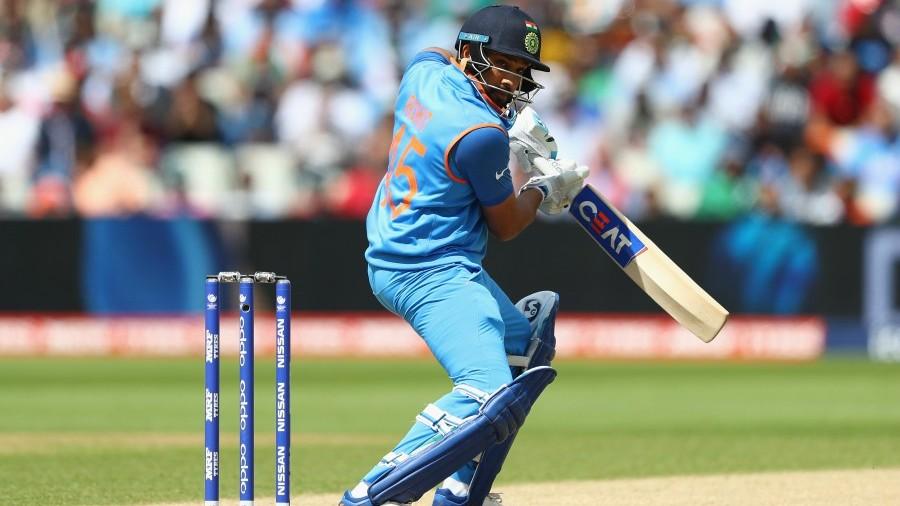 The late cut was a productive shot for Rohit Sharma, Bangladesh v India, Champions Trophy 2017, Edgbaston, June 15, 2017
