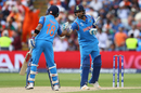 Virat Kohli and Rohit Sharma added an unbroken 178 for the second wicket, Bangladesh v India, Champions Trophy 2017, Edgbaston, June 15, 2017