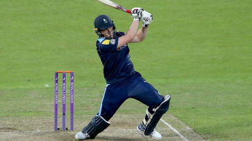 Matthew Waite's late spark was not enough for Yorkshire