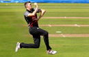 Craig Overton in action for Somerset, Somerset v Nottinghamshire, Royal London Cup playoffs, Taunton, June 13, 2017
