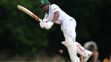 Temba Bavuma top-scored with 63
