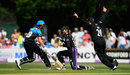 Tom Fell was run out as Worcestershire failed to build a platform, Worcestershire v Surrey, Royal London Cup, semi-final, New Road, June 17, 2017