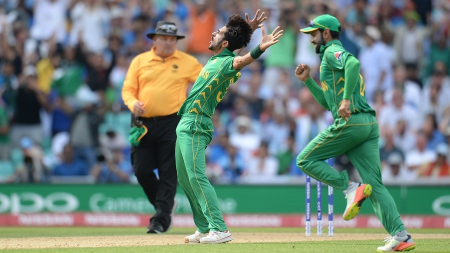 New champions: Zaman, Amir and Pakistan raze India for title