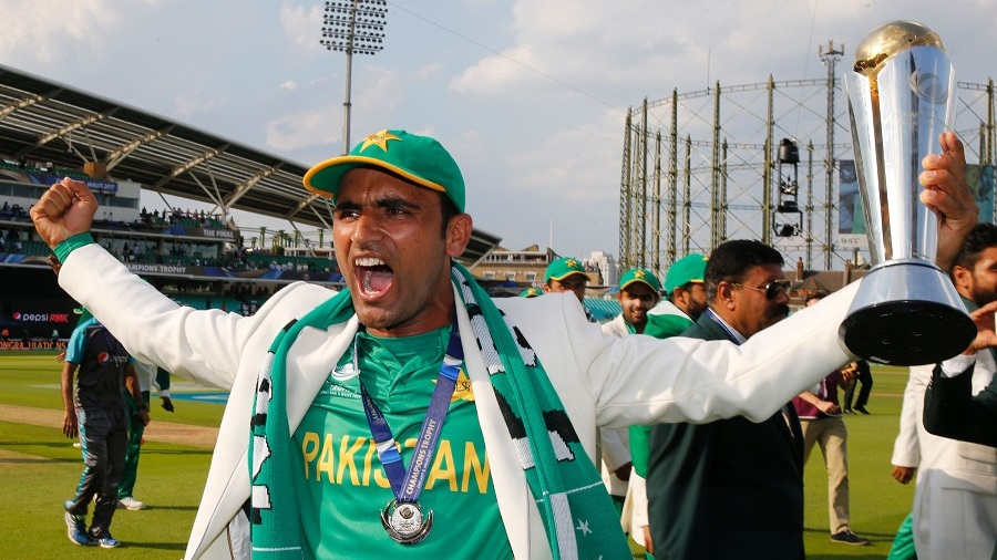 Fakhar Zaman was named Man of the Final