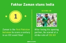 Fakhar Zaman's 114 set up Pakistan's win,  India v Pakistan, Final, Champions Trophy 2017, The Oval, London, June 18, 2017