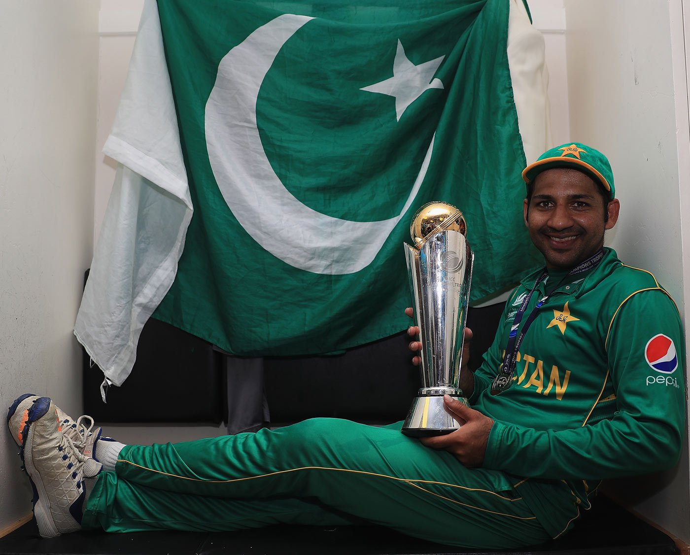 Pakistan Skipper Sarfraz Ahmed Reveals The Role He Would Like To Play In Bollywood