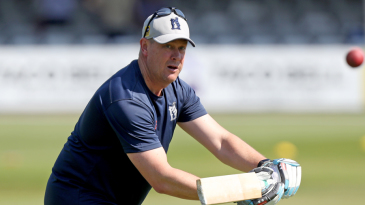 Ashley Giles returned to Warwickshire as sporting director
