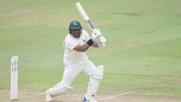 Samit Patel logged back-to-back double hundreds for Nottinghamshire