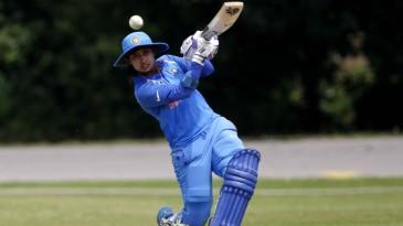 Mithali Raj made a brisk 85