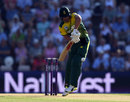 AB de Villiers struggled a little for timing, England v South Africa, 1st T20I, Ageas Bowl, June 21, 2017