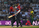 Jonny Bairstow and Alex Hales put on an unbroken stand of 98, England v South Africa, 1st T20I, Ageas Bowl, June 21, 2017