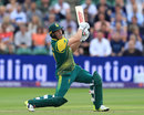 AB de Villiers showed glimpses of his power with 46 off 20, England v South Africa, 2nd T20I, Taunton, June 23, 2017