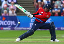 Jason Roy struck a confidence-boosting half-century, England v South Africa, 2nd T20I, Taunton, June 23, 2017