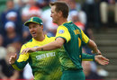 Chris Morris inspired South Africa with a fiery burst, England v South Africa, 2nd T20I, Taunton, June 23, 2017