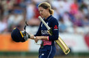 Sarah Taylor's comeback innings ended on 22, England v India, Women's World Cup, Derby, June 24, 2017
