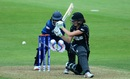 Amy Satterthwaite struck a match-winning half-century, New Zealand v Sri Lanka, Women's World Cup, June 24, 2017