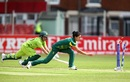 Marizanne Kapp runs Nahida Khan out, South Africa v Pakistan, Women's World Cup, Leicester, June 25, 2017