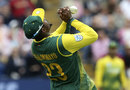 Andile Phehlukwayo dropped a chance off Alex Hales, England v South Africa, 3rd T20I, Cardiff, June 25, 2017