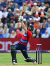 Dawid Malan cut loose to make a fine half-century on debut, England v South Africa, 3rd T20I, Cardiff, June 25, 2017