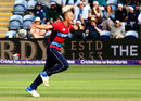 Tom Curran was again impressive with 2 for 22, England v South Africa, 3rd T20I, Cardiff, June 25, 2017