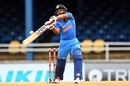 Kedar Jadhav's cameo lifted India's score, West Indies v India, 2nd ODI, Port-of-Spain, June 25, 2017