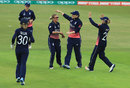 Alex Hartley struck in her first over, England v Pakistan, Women's World Cup, Leicester, June 27, 2017