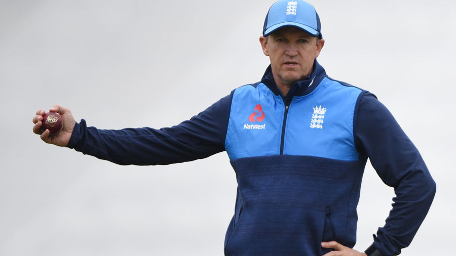 Former England coach Andy Flower was overseeing the Lions