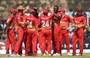 Tendai Chatara broke through for Zimbabwe, Sri Lanka v Zimbabwe, 1st ODI, Galle, June 30, 2017