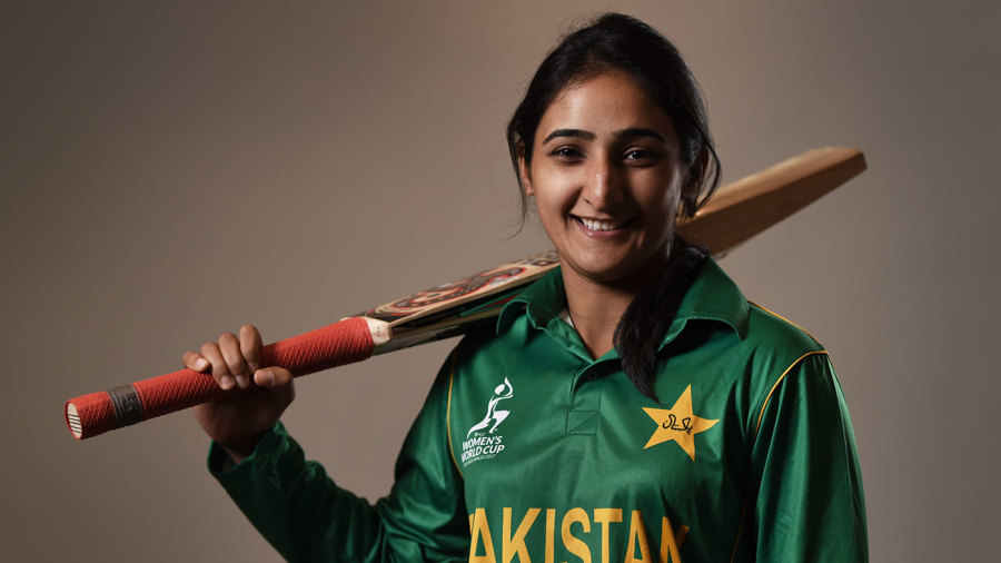 Bismah Maroof was appointed Pakistan captain after they endured a win-less Women's World Cup