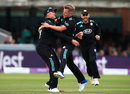 Sam Curran claimed three wickets, Nottinghamshire v Surrey, Royal London Cup final, Lord's, July 1, 2017