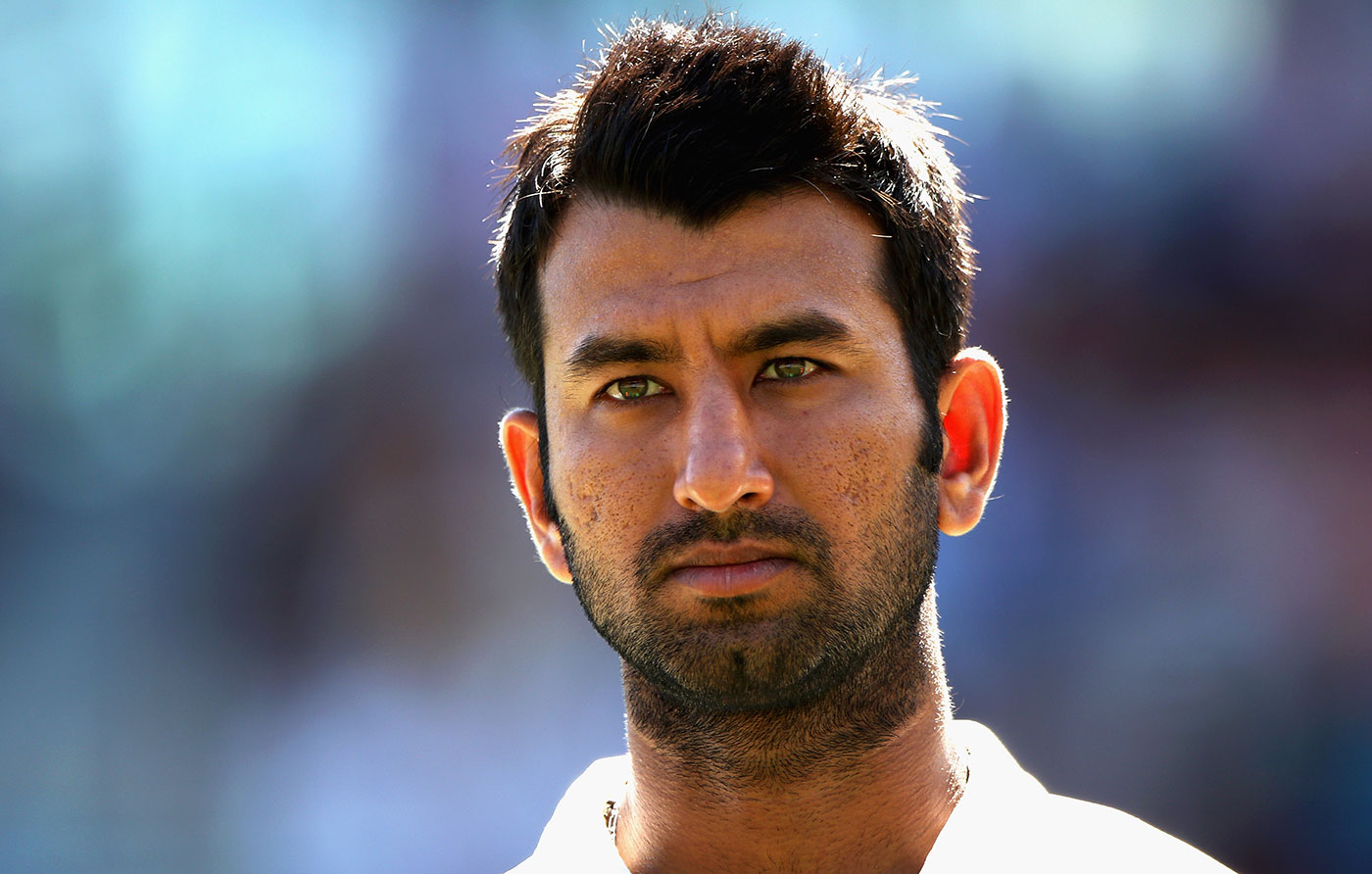 Pujara fans don't need endorsements, tattoos or funky nicknames to root for a batsman who satisfies them in the best form of them all - serious run-scoring