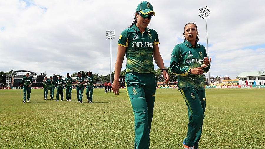 Marizanne Kapp and Shabnim Ismail took six wickets between them