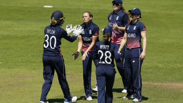 Laura Marsh claimed a four-wicket haul