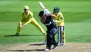 To follow a hundred in her 99th ODI, Suzie Bates struck a half-century in her 100th, Australia v New Zealand, Women's World Cup 2017, Bristol, July 2, 2017