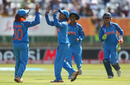 Ekta Bisht bagged a five-four to lead India's charge with the ball, India v Pakistan, Women's World Cup 2017, Derby, July 2, 2017